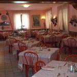 Salone interno ristorante