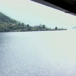 Veduta lago dal terrazzo